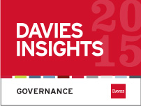 Governance Insights 2015